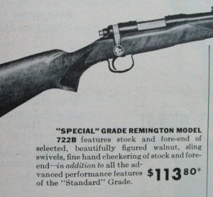 IMG 722B 300x278 - REMINGTON HIGH GRADE RIFLES