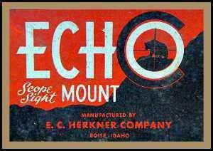 echo mounts