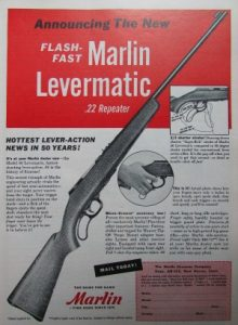 HISTORY OF FIREARMS 1955