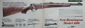 BEST FIREARMS IN 1964